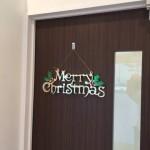 クリスマス 診療口